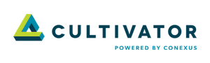 Culitvator powered by Conexus logo